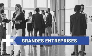 Cible Grandes entreprises