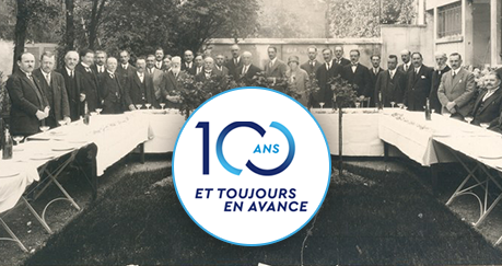 La BRED fête ses 100 ans