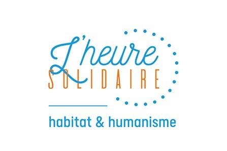 L'heure Solidaire d'Habitat et Humanisme