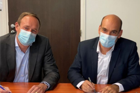Partenariat avec le Réseau Entreprendre Normandie Seine & Eure
