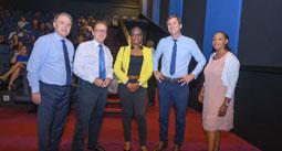 Réunion de sociétaires BRED en Guadeloupe