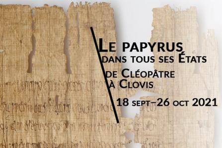 La BRED mécène de l'exposition Papyrus au Collège de France