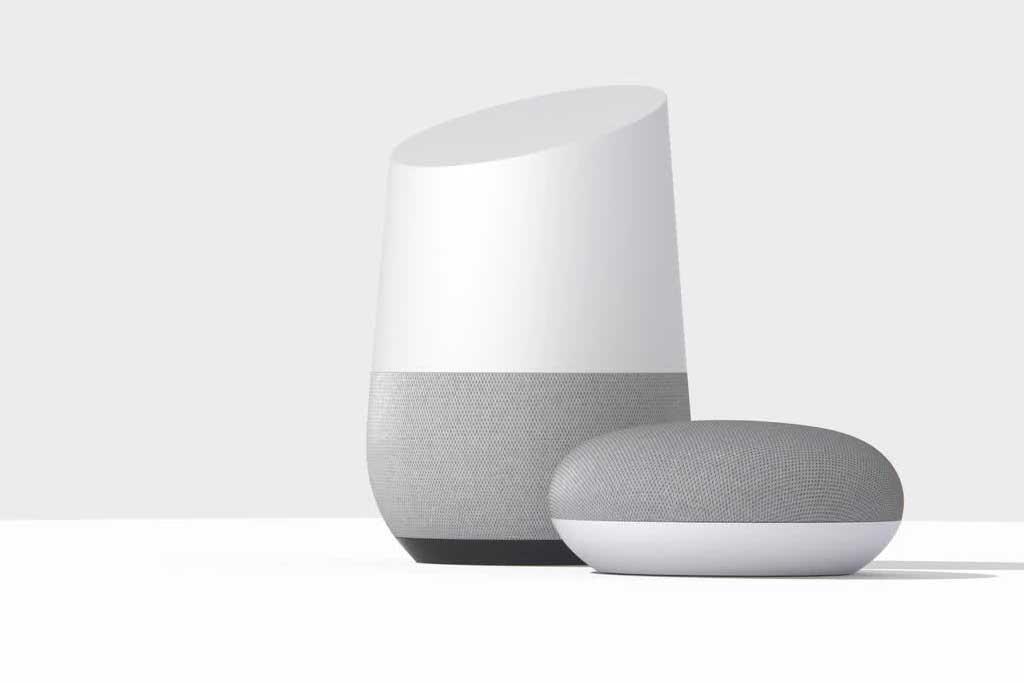 La BRED s'associe à Google Home