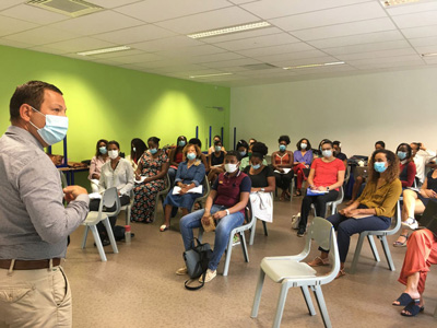 Le programme HEC Stand Up à la Martinique