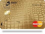 Affinity Gold Mastercard