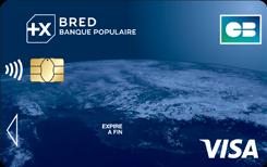 Carte Visa à contrôle de solde
