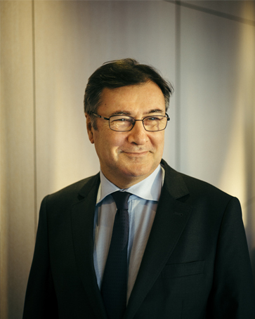 photo officielle Olivier Klein