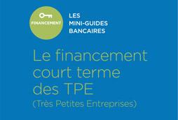 visuel du guide du financement court terme des TPE