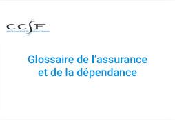 visuel glossaire de l'assurance et dependance