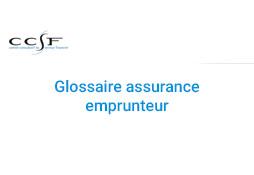 visuel glossaire assurance emprunteur